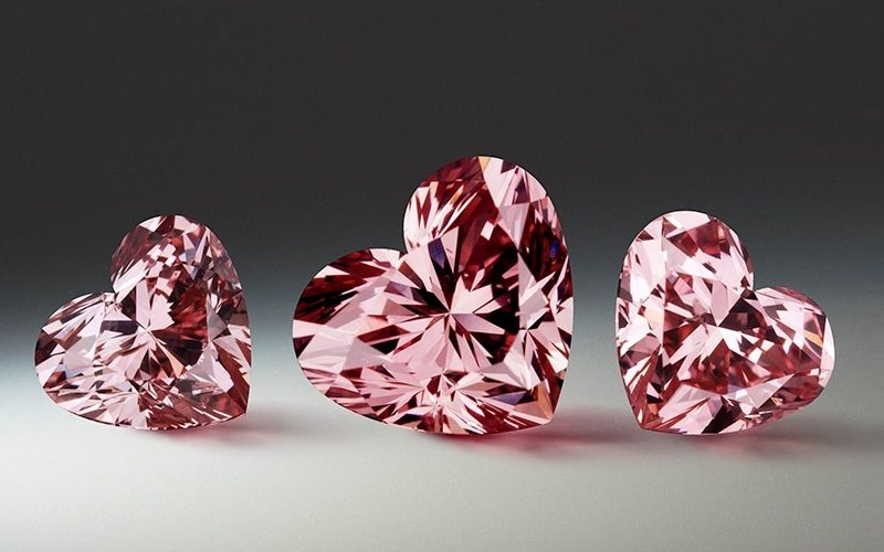 Diamonds with heart: A Valentine's Day story