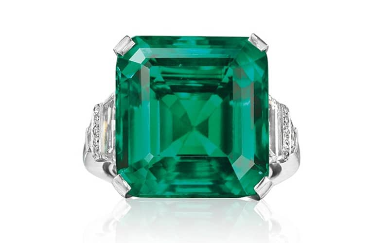 Historic Emeralds for May Babies to adore