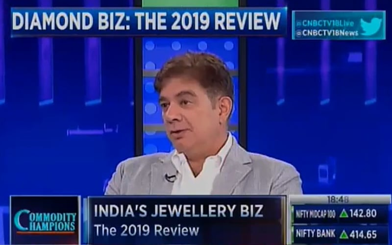 IGI India featured on CNBC TV18