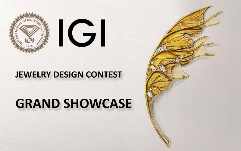 IGI Jewelry Design Contest Grand Showcase