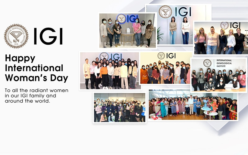 Happy International Women's Day from IGI