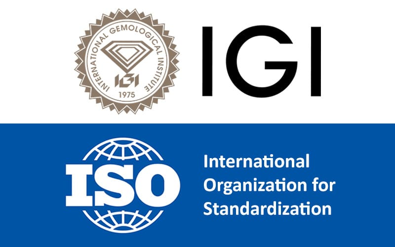 IGI Labs are World's First with ISO Accreditation for Lab-Grown and Natural Diamonds