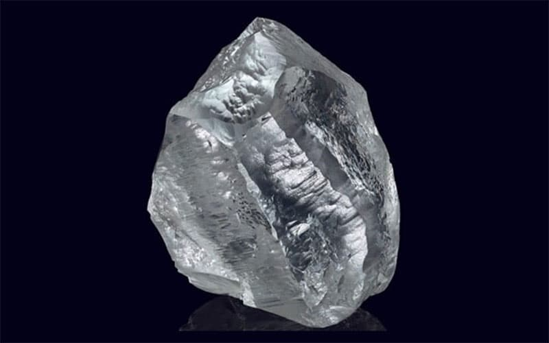998 carat diamond unearthed by Lucara